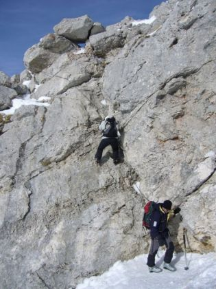 Alpinisme Val Roc MJC Vaugneray