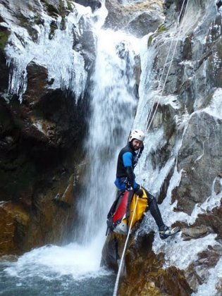 Canyoning Val'Roc