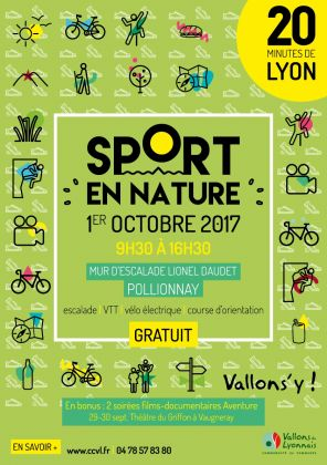 Sport en nature evenement VAL'ROC CCVL Lionel Daudet